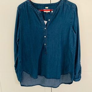 NWT Ann Taylor Loft button down